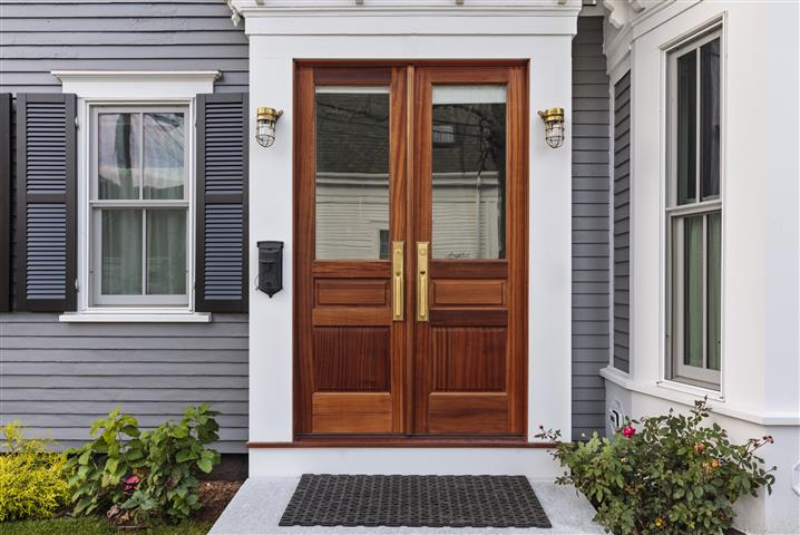 ประตูและหน้าต่าง